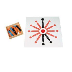 Montessori - Reading Analyzer Set 1 閱讀分析系列1