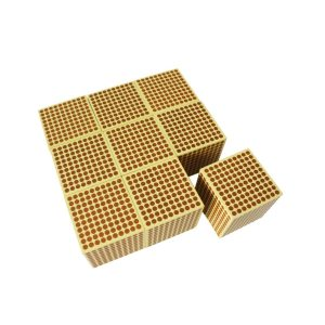 Wooden Thousand cube