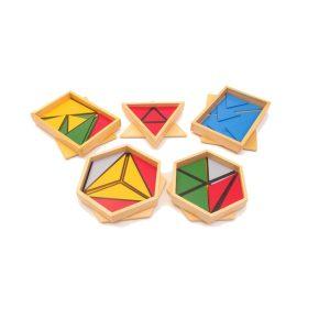Constructive Triangles