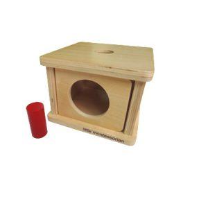 盒子與圓柱體